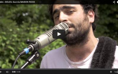 «Soleil» Live à la Maison Rock